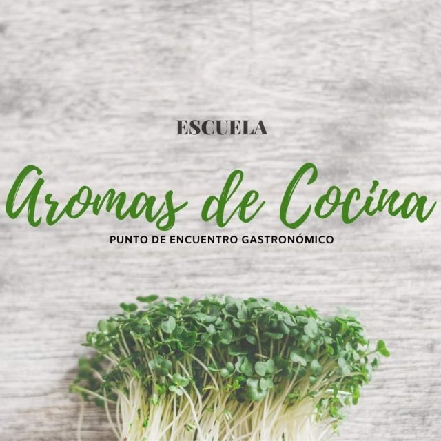Escuela Aromas de Cocina