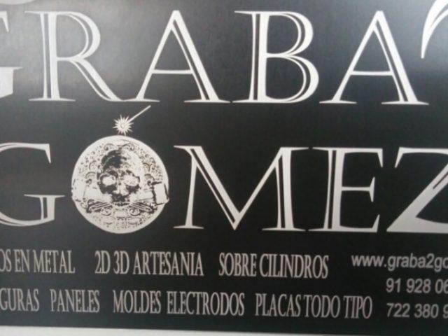 Graba2 Gómez
