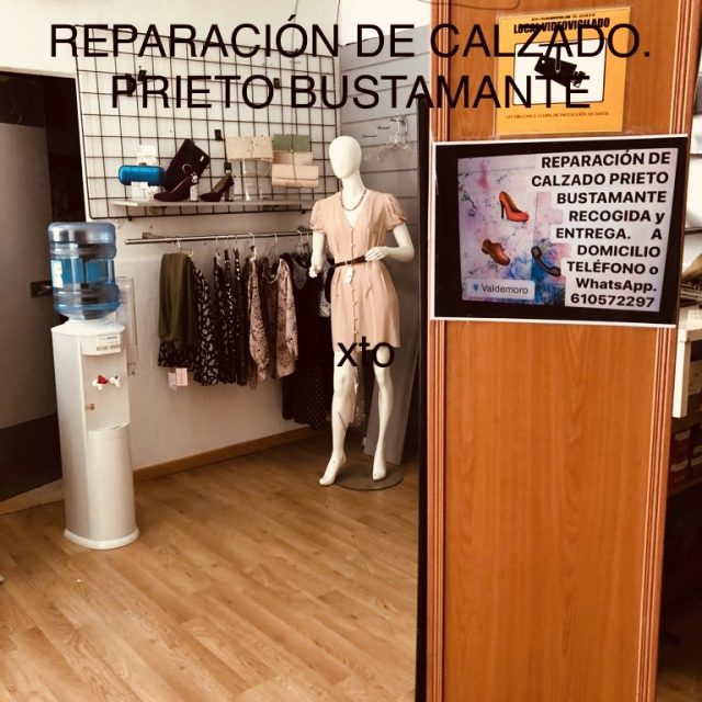 Zapateria Prieto Bustamante