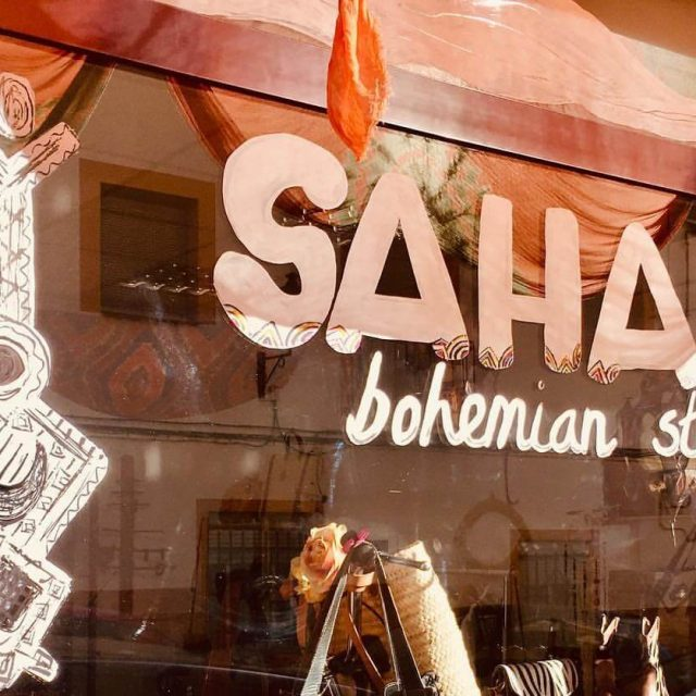 Saharan Bohemiam Style