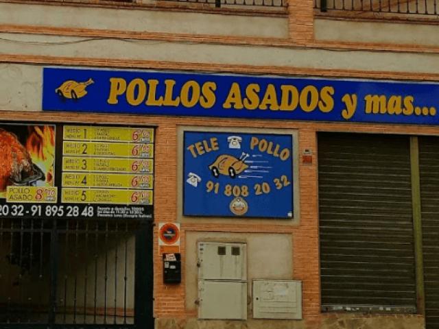 Tele Pollo Valdemoro